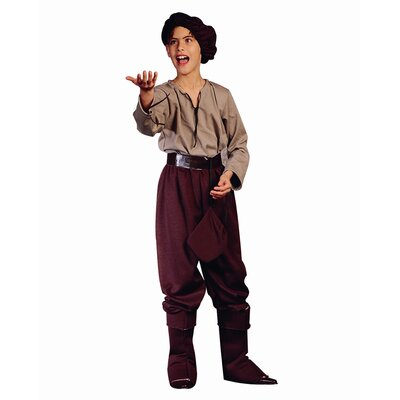 RG Costumes Renaissance Peasant Child Costume