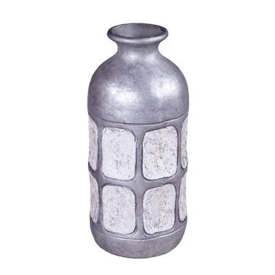 Phillips Collection Antiqued Tile Decorative Bottle