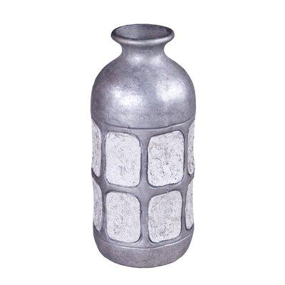 Phillips Collection Antiqued Tile Decorative Bottle