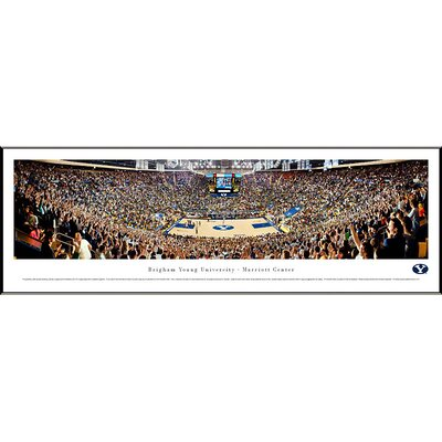 Blakeway Worldwide Panoramas, Inc NCAA Basketball Standard Frame Panorama