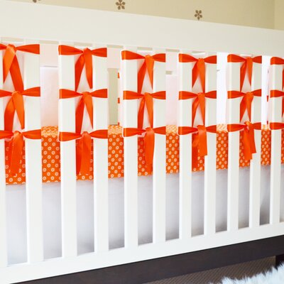 Oliver B 3 Piece Crib Bedding Collection