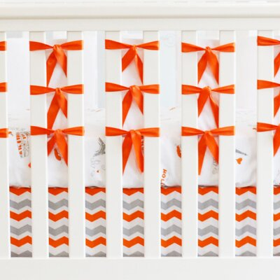 Oliver B City of Dreams 3 Piece Crib Bedding Set