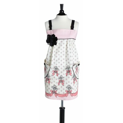 Jessie Steele Feather De Lis Bib Mia Apron