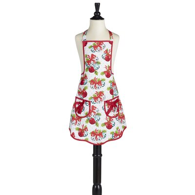 Jingle Bells Children's Bib Ava Apron