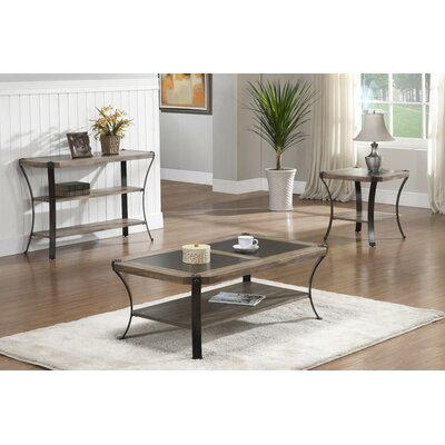 Emerald Home Furnishings Lancaster Coffee Table Set
