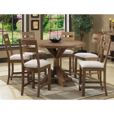 Emerald Home Furnishings Bellevue Round Bar Table
