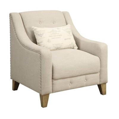 Emerald Home Furnishings Georgina Arm Chair