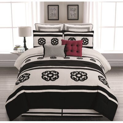 Bella 8 Piece Bedding Set