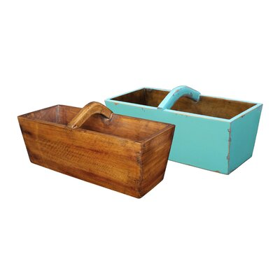 Antique Revival Cameron Planter Bucket