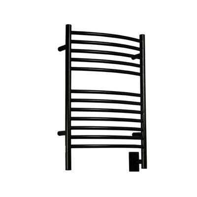 Jeeves Wall Mount Electric E Curved Towel Warmer