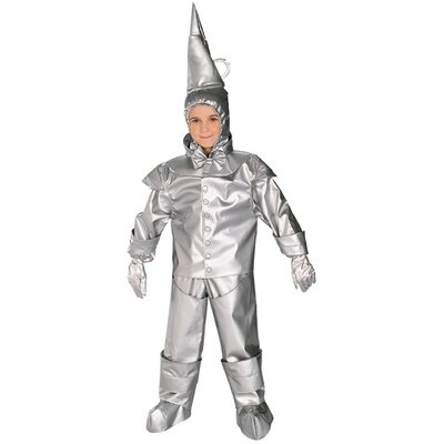 Rubies Wizard Of Oz Tin Man Child Costume