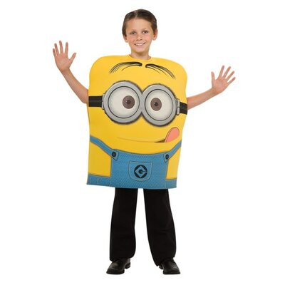 Dispicable Me Minion Dave Child Costume