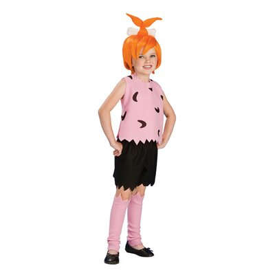 The Flinstones Pebbles Child Costume
