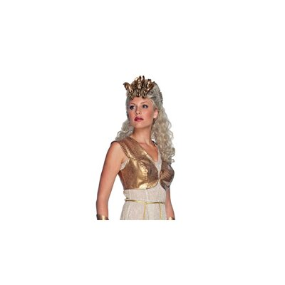 Rubies Clash of the Titans Athena Wig and Headpiece