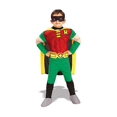 Rubies Robin Deluxe Muscle Chest Child Costume