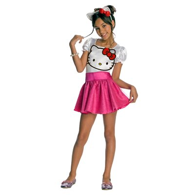 Hello Kitty Tutu Dress Toddler Costume