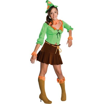Rubies Wizard of Oz Scarecrow Tween Costume
