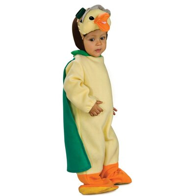 Rubies Wonder Pets Ming Ming Duckling Child Costume
