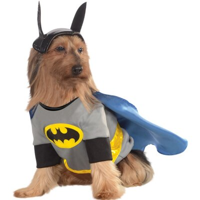 Rubies Batman Dog Costume