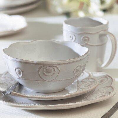Bianca Braid 16 Piece Dinnerware Set