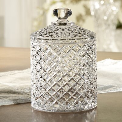 Fifth Avenue Crystal Muirfield Jar