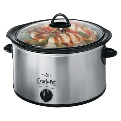 <strong>Crock-pot</strong> 4 Qt. Crock Pot