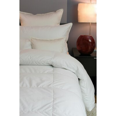 Cozy Down Harmony Siberian Year-Round White Goose Down Comforter