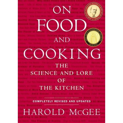 Simon & Schuster On Food And Cooking; The Science and Lore of the Kitchen