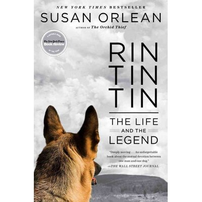 Simon & Schuster Rin Tin Tin; The Life and the Legend