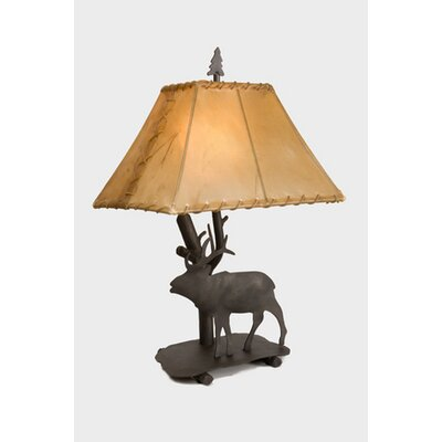 Steel Partners Elk Shasta Table Lamp