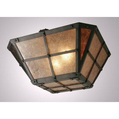 San Carlos Drop Semi Flush Mount Ceiling Light