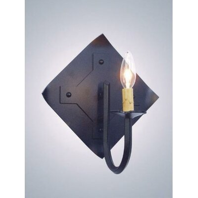 Steel Partners St. George 1 Light Wall Sconce