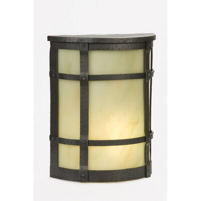 Steel Partners San Carlos 1 Light Outdoor Wall Lantern
