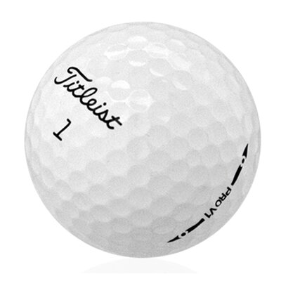 ReLoad High Grade Titleist Pro V1 2010 Golf Ball (Set of 24)