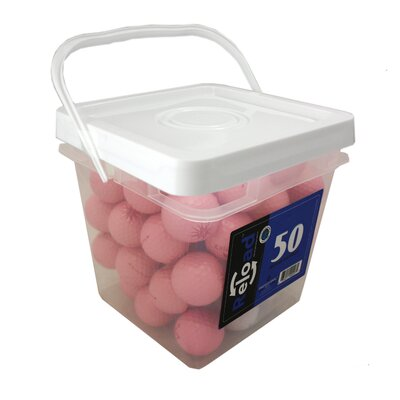 ReLoad High Grade Callaway Solaire Pink Golf Balls (Set of 50)