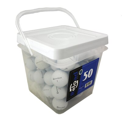 ReLoad High Grade Taylormade Penta TP Golf Balls (Set of 50)