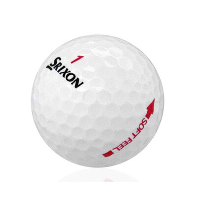 ReLoad High Grade Srixon SoftFeel Lady Golf Balls