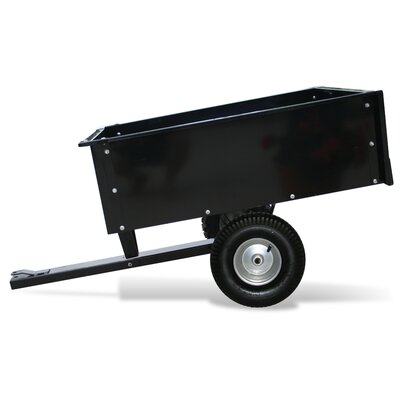 Recharge Mower Garden Trailer