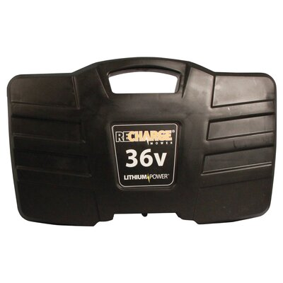 Recharge Mower Replacement Battery