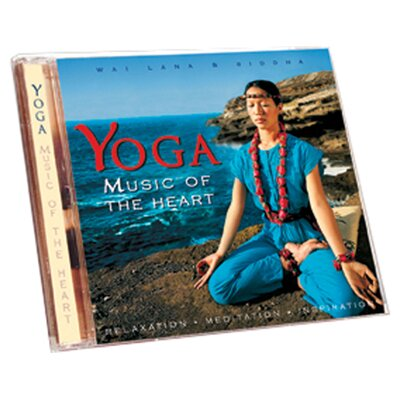 <strong>Wai Lana</strong> Yoga Music of the Heart CD