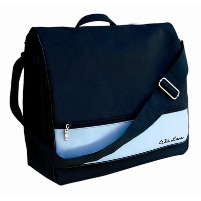 Wai Lana Blue Pilates Yoga Metro Bag