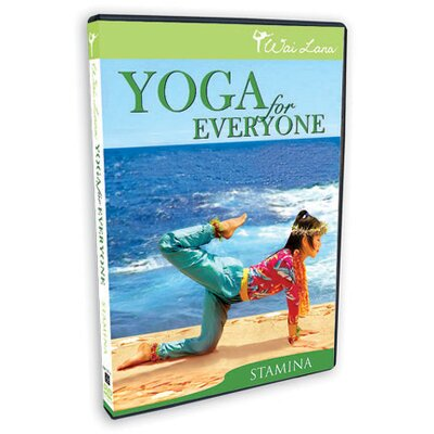 Wai Lana Yoga Stamina Workout DVD