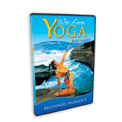Wai Lana Yoga Beginners Workout DVD