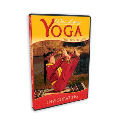 Wai Lana Yoga Invigorating DVD