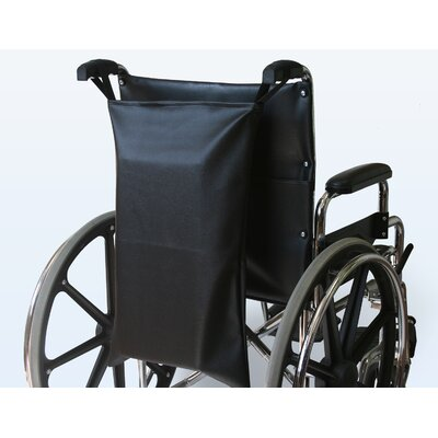 NYOrtho Wheelchair Footrest / Leg Rest Bag in Navy