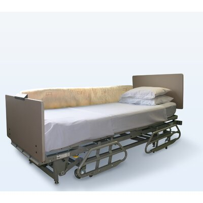 NYOrtho Bed Rail Pads Sheepskin in Cream