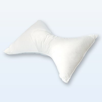 NYOrtho Butterfly Pillow in White