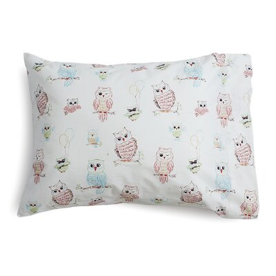 The Little Acorn Baby Owls Toddler Pillow