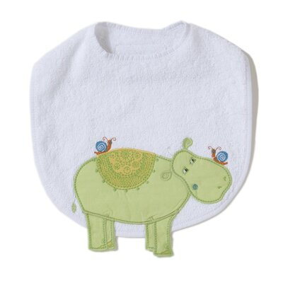The Little Acorn Alphabet Adventure Hippo Bib