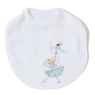 The Little Acorn Natureland Fairies Daisy Fairy Bib
